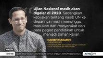 Rencana Penghapusan Ujian Nasional 2021