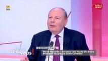 Retraites des sénateurs : « C'est un régime qui est tout à fait transparent » réagit Hervé Marseille