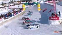 Dépassement Loeb / Prost | Val Thorens | e-Trophée Andros 2020