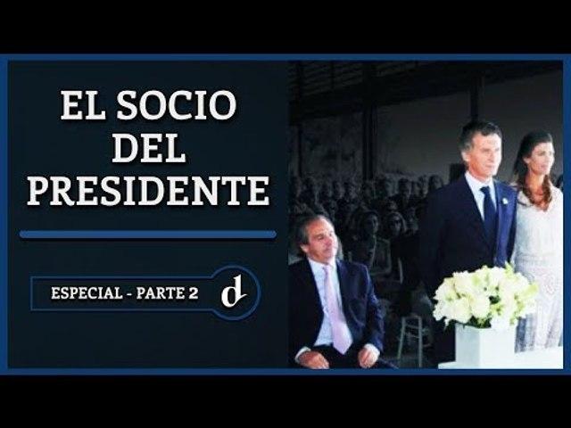 El socio del presidente. Parte: 2