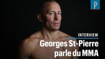 Georges St-Pierre : « Je ne montrerais pas mes combats de MMA à des enfants »