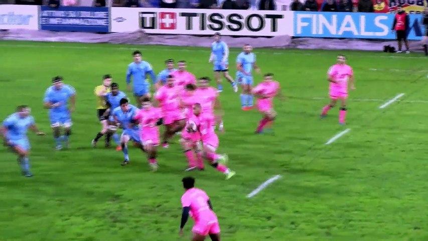Zebre Rugby v Stade Francais Paris (P4) - Highlights 23.11.19