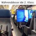 Fortnite : il joue dans le train avec une TV et PS4