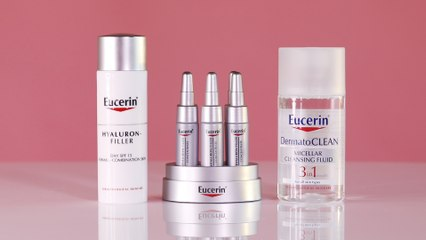 Eucerin Anti-aging Skincare Products - Reviewed!