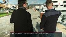 Des marins se rebellent sur le yacht d'une grande fortune française