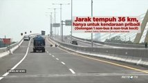 Tips Aman Berkendara di Jalan Tol Layang Jakarta-Cikampek