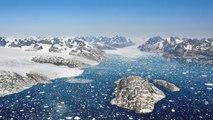 La calotte glaciaire du Groenland fond 7 fois plus vite que dans les années 90