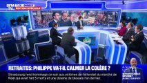 Retraites: Philippe va-t-il calmer la colère ? (2/2) - 11/12