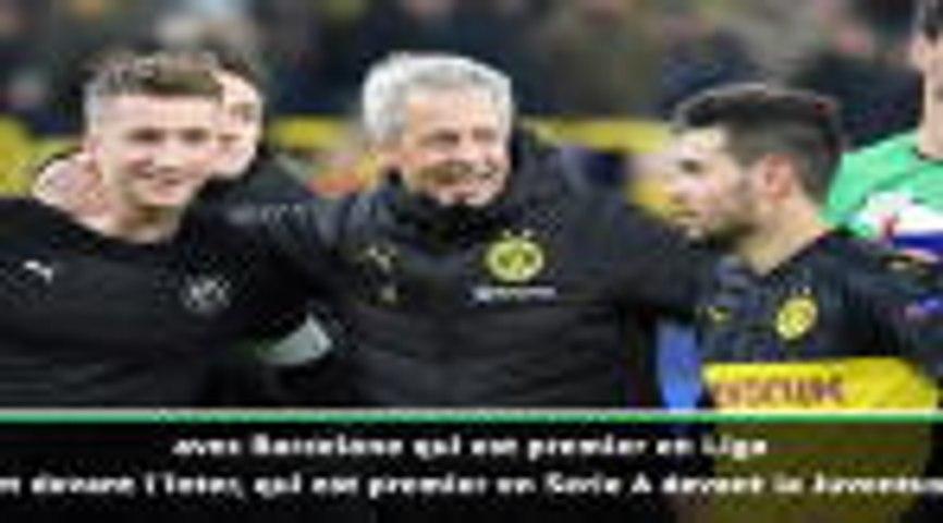 "Dortmund - Favre : ""Quelque chose de fantastique"""