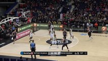 Rytas lived and won with threes in bunches