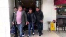 Uluslararası oto hırsızlığına yönelik operasyonda 5 kişi yakalandı - İSTANBUL