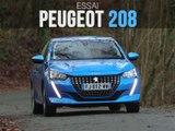 Essai Peugeot 208 1.2 PureTech 75 Active (2019)