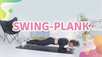 SWING-PLANK - Besser gesund Leben