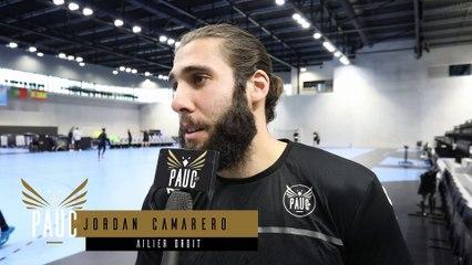 Interview de Jordan Camarero