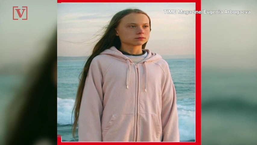 Climate Change Activist Greta Thunberg Named Time's 2019 Person of the Year