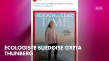 Greta Thunberg élue personnalité de l'année 2019 par le magazine Time