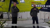 Hidroavião comercial elétrico realiza voo de teste no Canadá