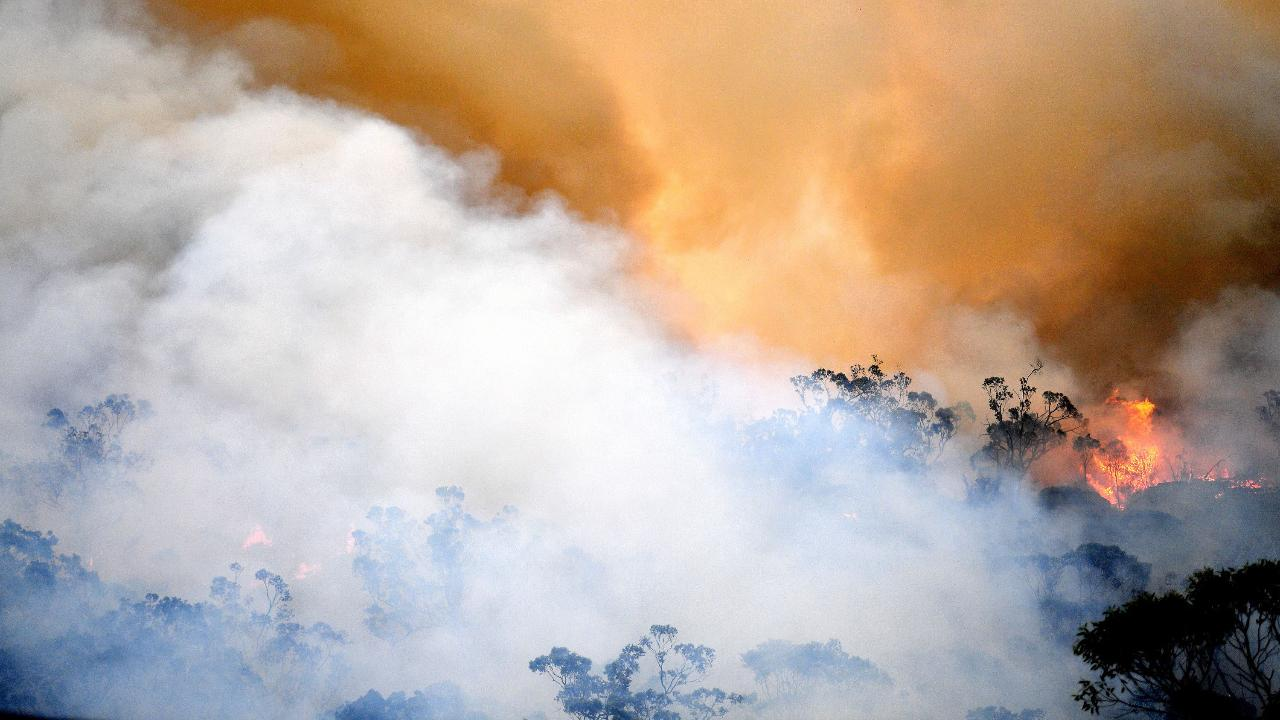 The Smoke From Australia's Bushfires Is so Bad, It's Setting Off Fire Alarms 60 Miles Away in Sydney