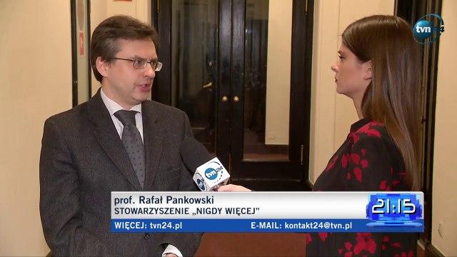Rafał Pankowski z NIGDY WIĘCEJ o ignorancji nacjonalistów i tradycji wielokulturowości, 28.11.2019.