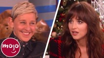 Top 10 Times Celebs Clapped Back at Ellen