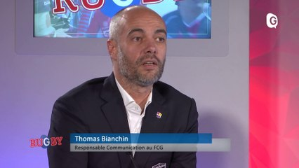 G RUGBY - 11 DECEMBRE 2019 - G'Rugby - TéléGrenoble