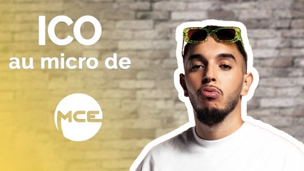 Le rappeur belge ICO au micro d'MCETV !