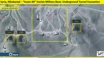 إيران تبني نفقا تحت الأرض بمدينة البوكمال شرق دير الزور