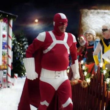 Julkalender Superhjältejul Avsnitt 1 BY AndreasH900