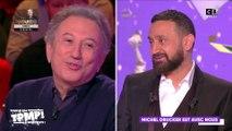 """Michel Drucker à Cyril Hanouna : """"J'aurais voulu que tu ailles sur M6"""""""