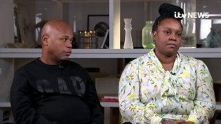 Jaden Moodie's parents condemn son's killers as 'cowards'