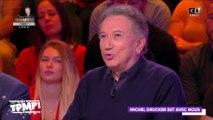 Michel Drucker avoue vouloir encore passer du temps avec ses amis Charles Aznavour et Jean Ferrat