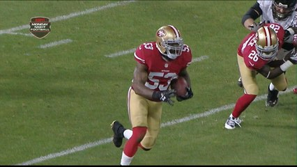 Bowman lights up Candlestick one last time