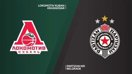 7Days EuroCup Highlights Regular Season, Round 9: Lokomotiv 83-76 Partizan