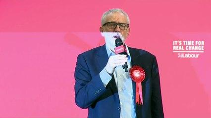 Corbyn mocks Johnson's NHS plans