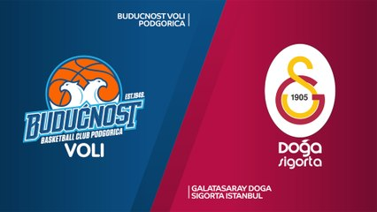 7Days EuroCup Highlights Regular Season, Round 9: Buducnost 94-78 Galatasaray