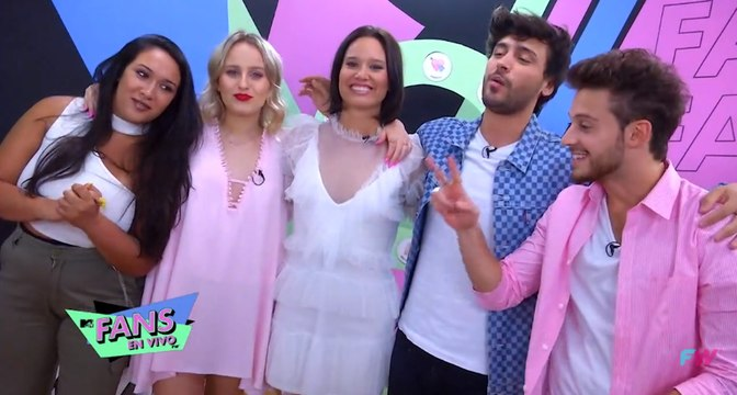 Ultimo programa MTV Fans en Vivo
