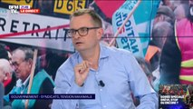 """Rémi Aufrière-Privel (CFDT) sur la réforme des retraites: """"Ce qui est proposé c'est tout et son contraire"""""""