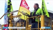 """Réforme des retraites : """"La ligne rouge est franchie"""" pour la CFDT"""