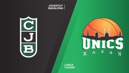 7Days EuroCup Highlights Regular Season, Round 9: Joventut 90-73 UNICS