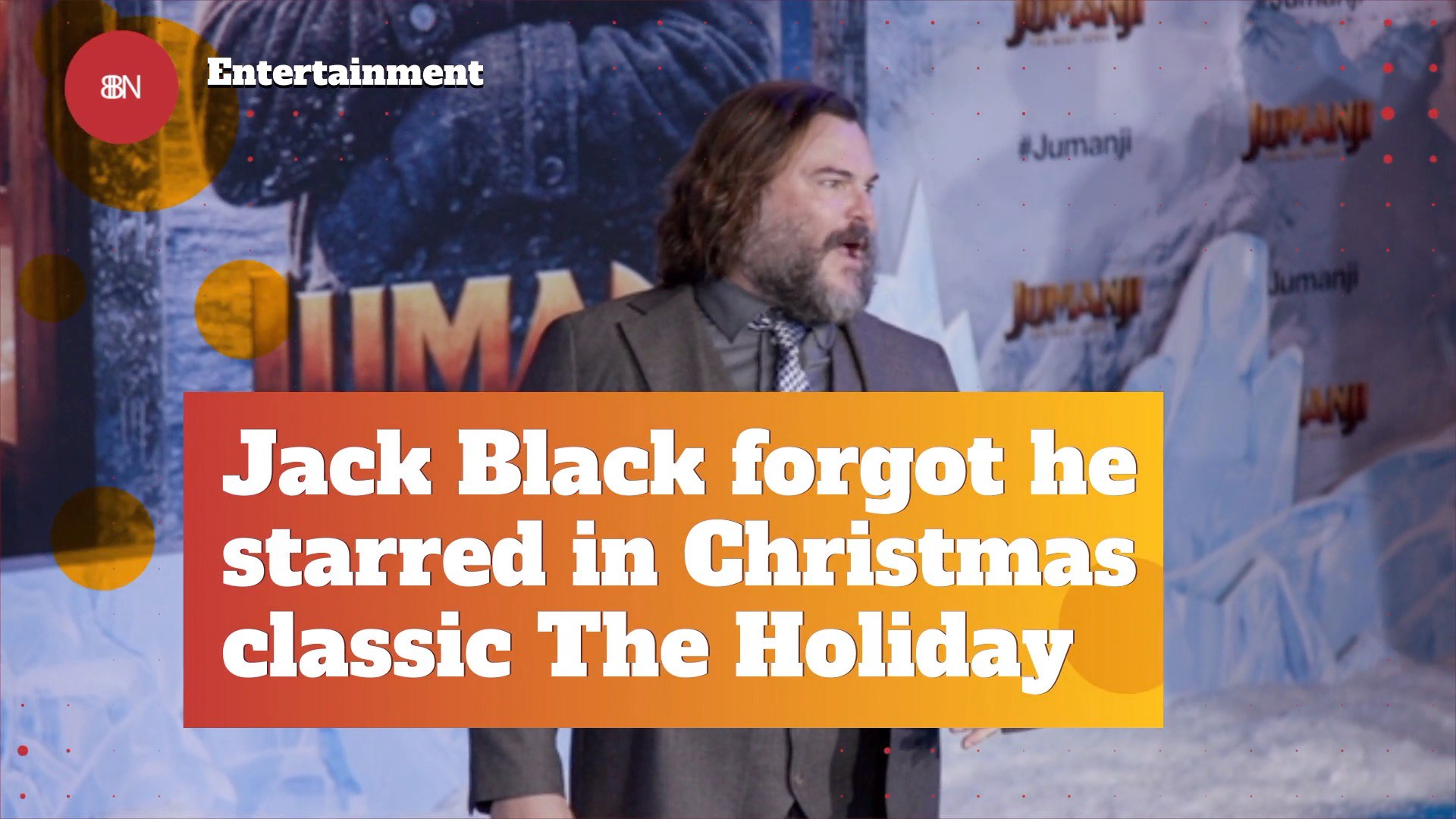 Jack Black Forgets About A Movie He Was In