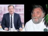 Piers Morgan and James Martin pay tribute to David Bellamy as iconic TV presenter dies