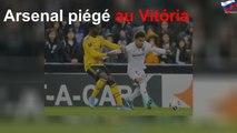 Arsenal piégé au Vitória