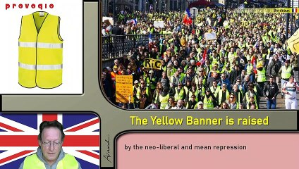 Arnaud - The Yellow Banner is raised (2019) subtitled