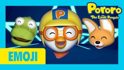 Pororo Song with Emoji | Bara Bam | Pororo Sing Along Show | Nursery Rhymes for kids