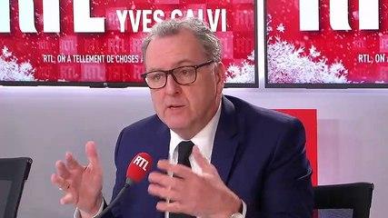 Richard Ferrand - RTL jeudi 12 décembre 2019