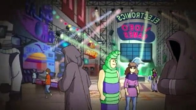 What's New Scooby-Doo S03E13