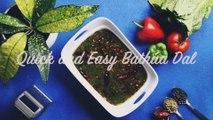 Quick and Easy Bathua Lentils Recipe (Vegetarian Lentils)
