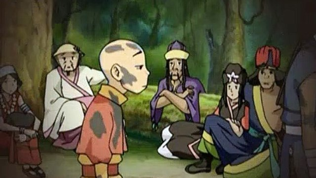 Avatar The Last Airbender S02E02 The Cave of Two Lovers