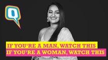 Watch Sonakshi Sinha's 'Dabangg' Message for Women