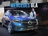 A bord du Mercedes GLA (2019)